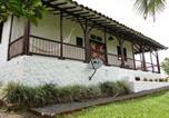 Location vacances Quimbaya - Finca Turística Santa Cruz de Las Palmas-4