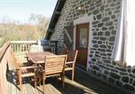 Location vacances Chamberet - Two-Bedroom Holiday home with Lake View in St Hiliaire L Courbes-3