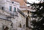 Hôtel Ayvalı - Sinasos Palace Cave Hotel-2