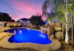 Location vacances Litchfield Park - Desert Vacation Home with Waterfall Pool-1