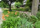Hôtel Urbana - Champaign Garden Inn