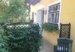 Location vacances Klosterneuburg - Exquisites Gartenapartment in eleganter Jugendstilvilla-4