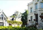 Hôtel Les Rosiers-sur-Loire - Domaine de l'Oie Rouge-4