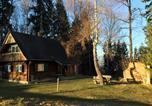 Location vacances Maria Lankowitz - Gregor's Ferienhaus im Wald-2