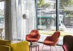 Hôtel 4 étoiles Le Plessis-Robinson - Okko Hotels Paris Porte De Versailles-2
