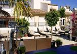 Hôtel Villajoyosa - Hotel Babylon-4