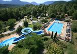 Camping Luc-en-Diois - Camping Domaine du Couriou-1