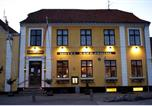 Hôtel Eskilstrup - Hotel Saxkjøbing-3