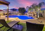 Location vacances Litchfield Park - Desert Vacation Home with Waterfall Pool-3