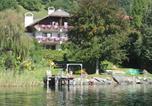 Location vacances Millstatt - Ferienwohnung Moser am See-1