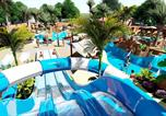 Camping avec Piscine Antibes - Yelloh! Village - Saint Louis-1