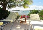 Camping  Acceptant les animaux Guadeloupe - Villa Coccinelle-4