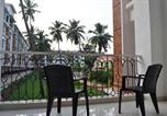 Location vacances Candolim - Sun & Sand Apartments - B2 -204-4