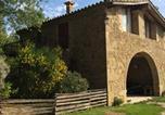 Location vacances Sant Martí de Llémena - Cozy Catalan Farmhouse-1