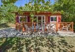Location vacances Excideuil - Chalet Le Chalet 1-2