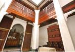 Hôtel Sidi Harazem - Dar Jnane-2