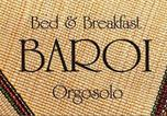 Location vacances Gavoi - B&B Baroi Orgosolo-1