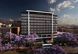 Hôtel Pretoria - Arcadia Hotel-2