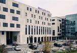 Hôtel 4 étoiles Téteghem - Mercure Roeselare-2