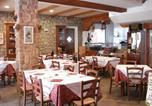 Hôtel Macerata Feltria - Hotel Sci Bar La Baita-4