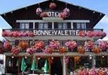 Hôtel Montriond - Bonne Valette-4