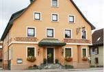 Hôtel Wolfach - Hotel Gasthof Zur Blume-3