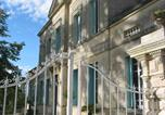 Hôtel Saint-Ciers-de-Canesse - Chateau Rousselle-3