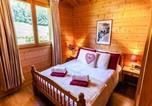 Location vacances Saint-Jean-de-Sixt - Apartment Chalet indépendant tout confort pour 8-10 pers avec jacuzzi 2-2