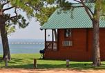 Location vacances Horseshoe Bay - Willow Point Resort Cabin 1-1