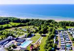 Camping  Acceptant les animaux Dives-sur-Mer - Capfun - Camping Les Falaises-1
