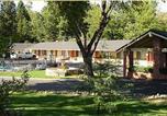Hôtel Oroville - Paradise Inn-3