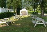 Camping avec Site nature Coutures - Flower Camping La Promenade-4