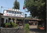 Hôtel Tzintzuntzan - Hotel Posada los Nogales-4