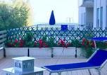 Location vacances Jesolo - Blue Flower Apartment-1
