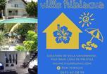 Location vacances Saint-Gilles les Bains - Villa Hibiscus-3