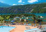 Camping Beauvezer - Domaine Résidentiel de Plein Air Les Berges du Lac