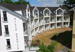 Location vacances Göhren - Apartmentanlage Villa Granitz-4