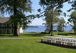 Hôtel Snåsa - Jegtvolden Fjordhotell-1