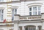 Location vacances Hamburg - Hotel Heimhude-1