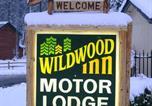 Hôtel Twain Harte - Wildwood Inn-4