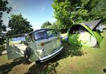 Camping  Acceptant les animaux Séniergues - Camping Le Paradis du Campeur-1