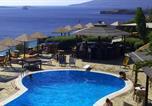Hôtel Andros - Blue Bay Hotel-4