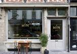 Hôtel Gent - Burgstraat 8-4