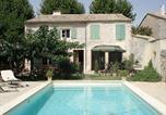 Location vacances Calvisson - Odalys Villa Congenies avec Piscine-2