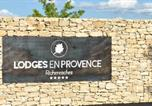 Location vacances Colonzelle - Lodges en Provence & Spa-4