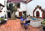 Location vacances Ensenada - Spanish Courtyard Apartments-1