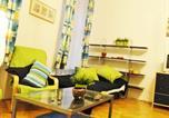 Location vacances Budapest - Dorottya Apartment - Chain Bridge-2