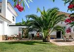 Location vacances Palos de la Frontera - Holiday Home Calle Magallanes-4