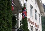 Hôtel Skjåk - Hellesylt Grand Motell-1