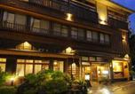 Hôtel Aizuwakamatsu - Irorinoyado Ashina-2
